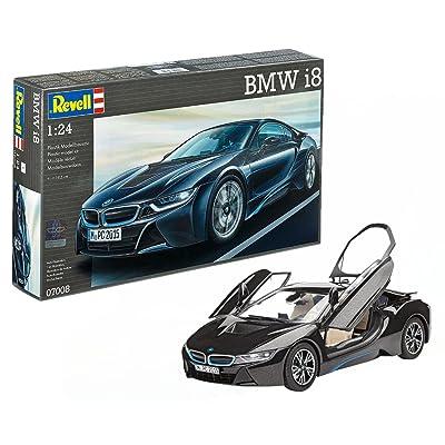 Revell Germany 1/24 BMW I8 Model Kit: Toys & Games