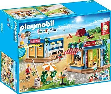 Playmobil Gran Fun 70087 Y Family CampingAmazon esJuguetes Juegos PXZuwTOkli