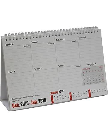 Brave Japan Wooden Desk Diy Calendar Desktop To Do List Daily Planner Book Office Desk Supplies Standing School Calendars, Planners & Cards
