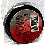 3M - 2155-3/4x22FT Temflex Rubber Splicing Tape 2155, 3/4 in x 22 ft, Black