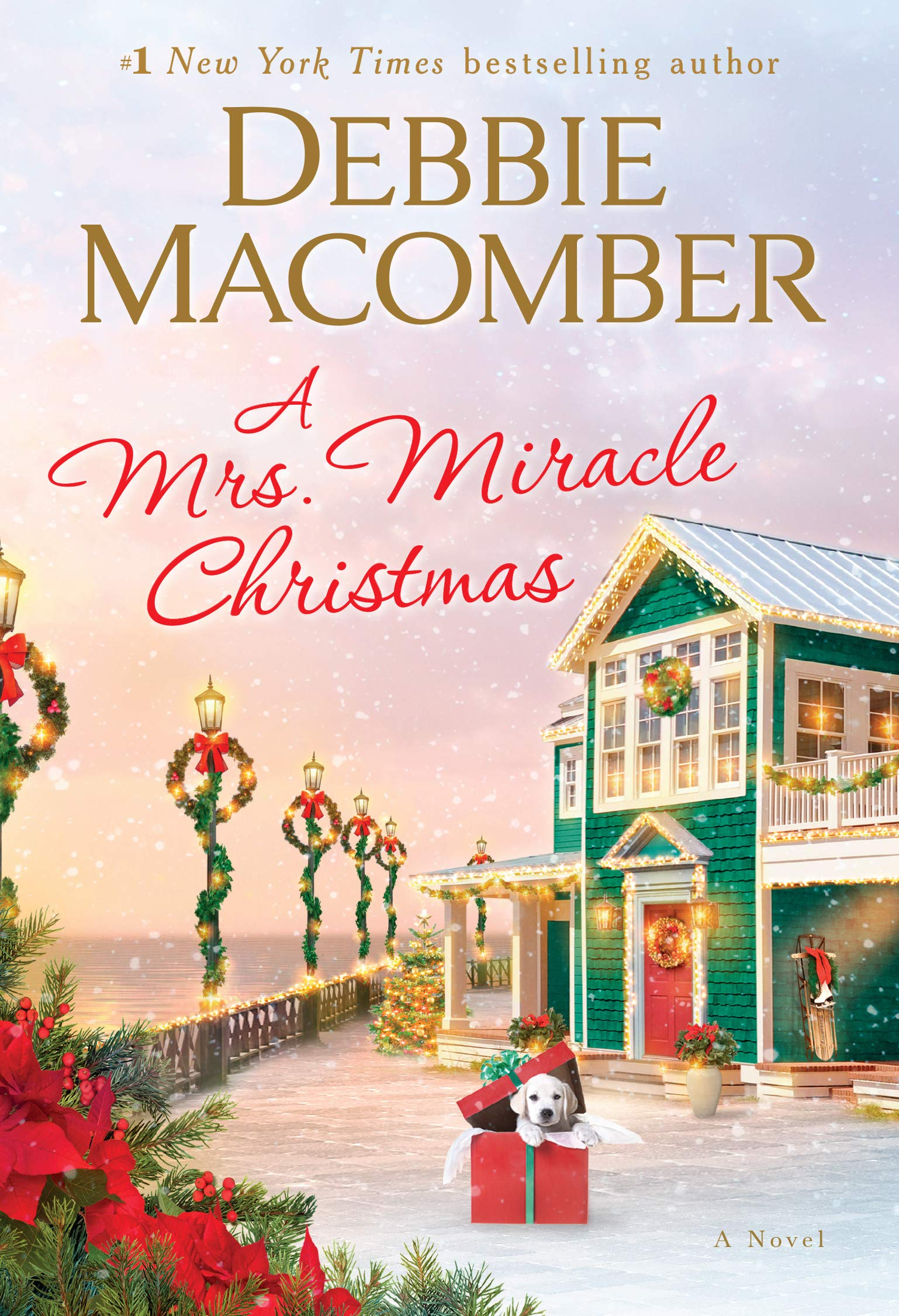 A Mrs. Miracle Christmas {A Book Review}