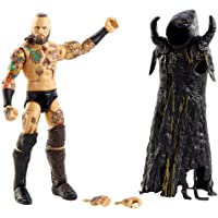 WWE Aleister Black Elite Collection Action Figure, 6-in/15.24-cm Posable Collectible Gift for WWE Fans Ages 8 Years Old…