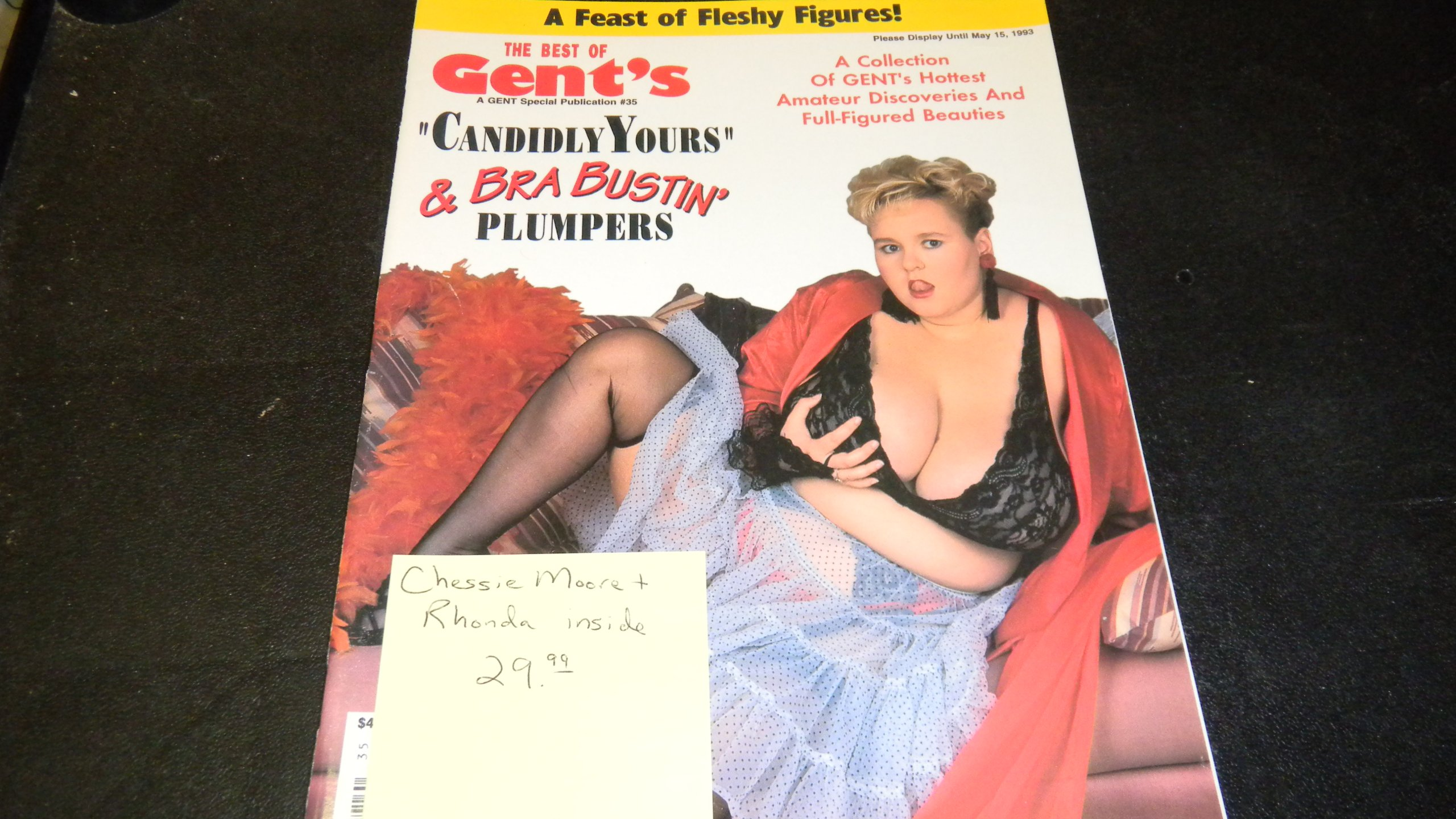 The Best Of Gents Busty Adult Magazine May   Chessie Moore Rhonda Gent Books Amazon Ca