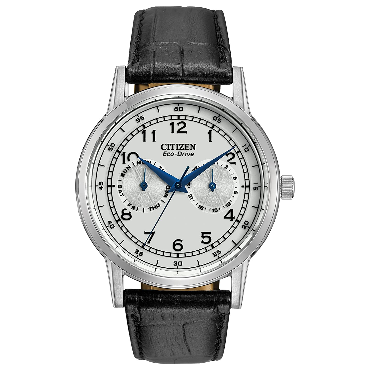 d0707b4a0b0994 Amazon.com: Citizen Men's Eco-Drive Stainless Steel Casual Watch with  Day/Date, AO9000-06B: Watches
