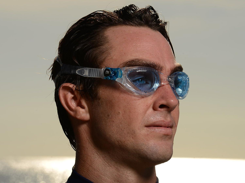 Cressi Premium Gafas de Natación para Adulto, Right, Transparente/Lentes Claros: Amazon.es: Deportes y aire libre