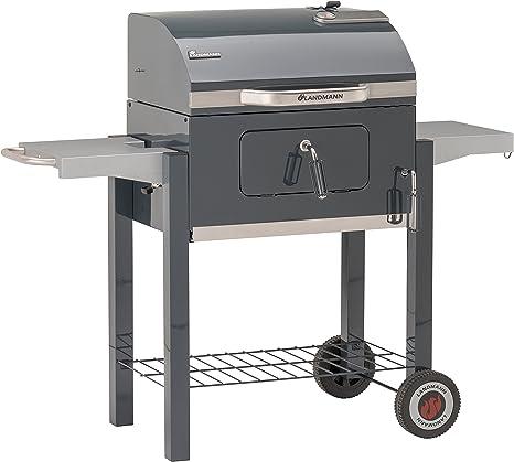 Landmann 31400 Dorado Barbecue à Charbon Acier Gris