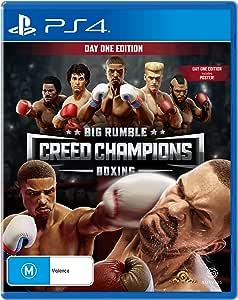 Big Rumble Boxing Creed Champ Champions - PlayStation 4