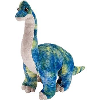 Wild Republic Brachiosaurus Plush, Dinosaur Stuffed Animal, Plush Toy, Gifts for Kids, Dinosauria 10 Inches