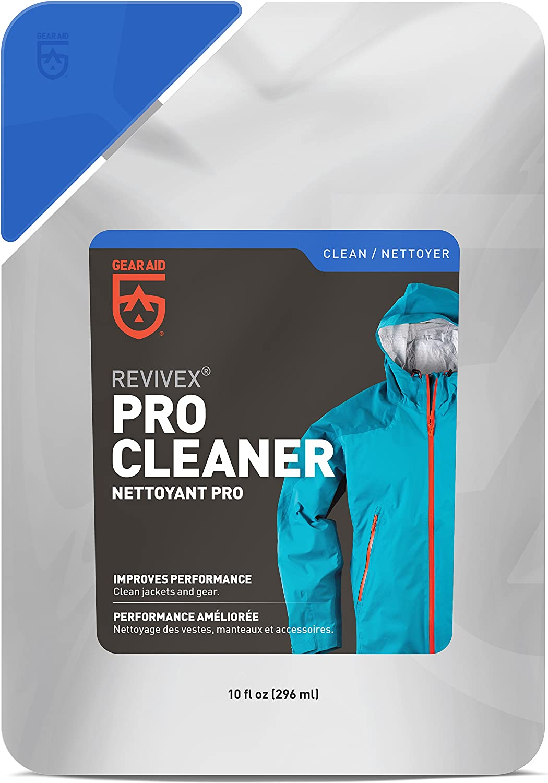 limpiador Revivex Pro para GORE-TEX chaquetas, carpas, etc.