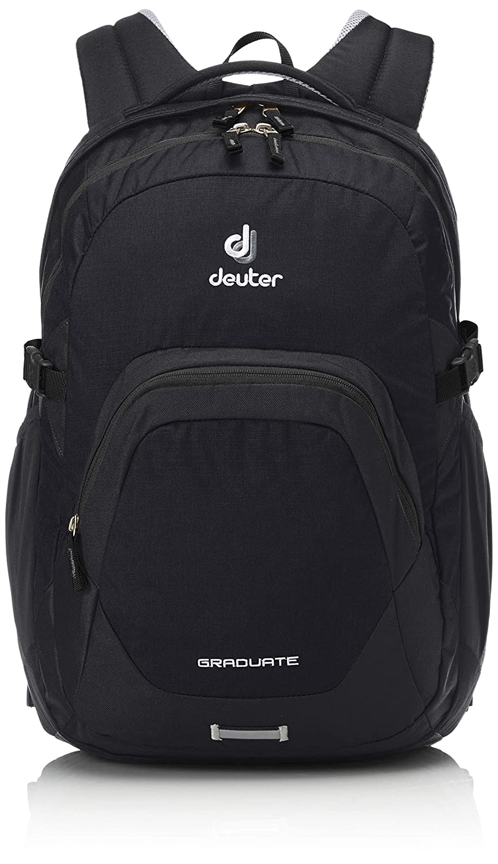 Deuter Rucksack Graduate, black, 48 x 33 x 23 cm, 28 Liter, 8023270000