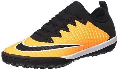 wholesale dealer 43175 218a0 Nike Men s MercurialX Finale Ii Tf Footbal Shoes, (Laser Orange Black Volt