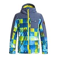 Quiksilver Mission Block - Snow Jacke für Jungen 8-16 EQBTJ03059
