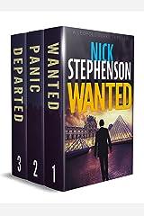 Leopold Blake Series - 3 Killer Thriller Novels: The Leopold Blake Series Starter Collection (A Private Investigator Series of Crime and Suspense Thrillers) Kindle Edition