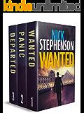 Leopold Blake Series - 3 Killer Thriller Novels: The Leopold Blake Series Starter Collection (A Private Investigator Series of Crime and Suspense Thrillers)