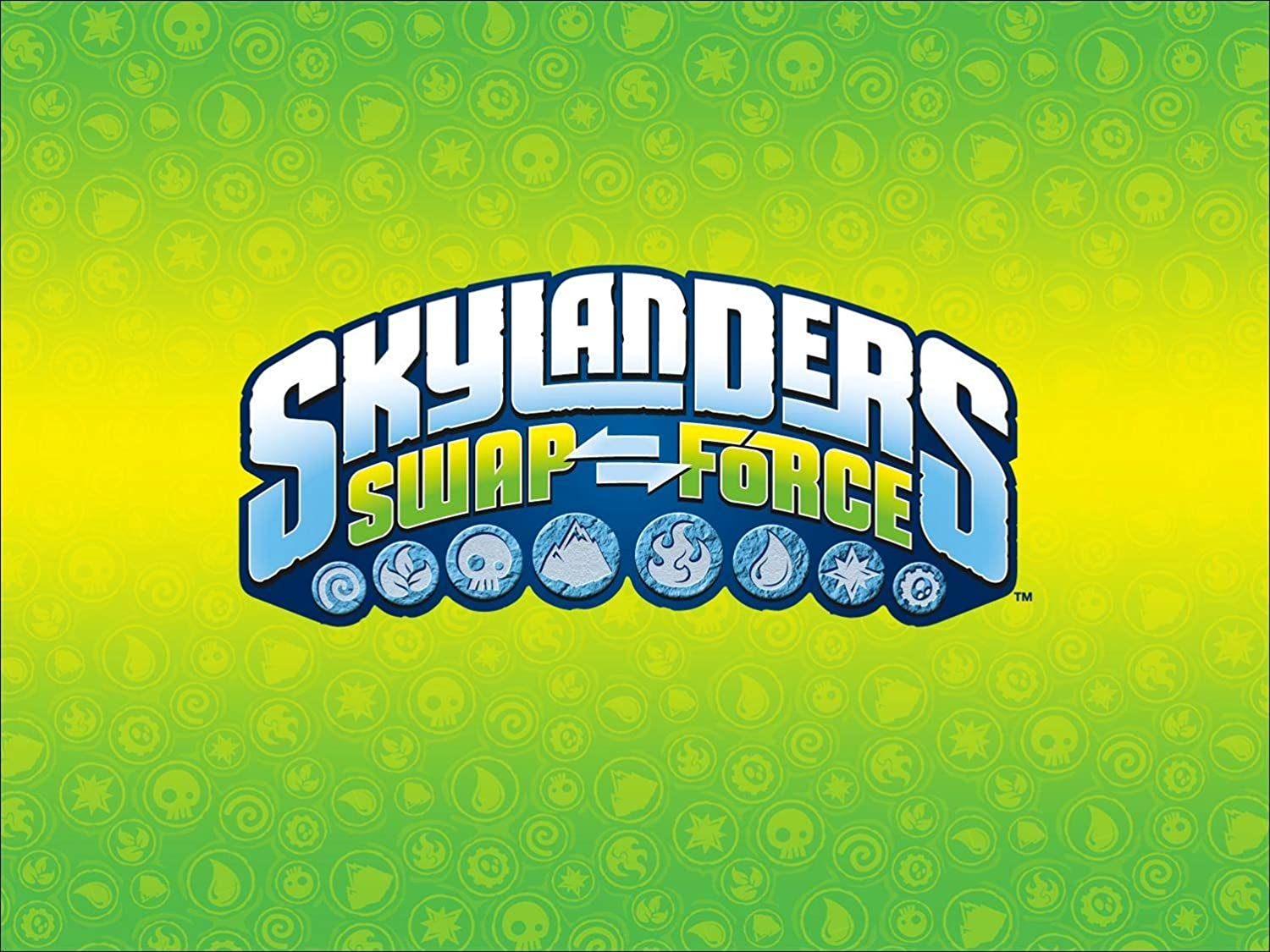 skylanders pop thorn swap force series