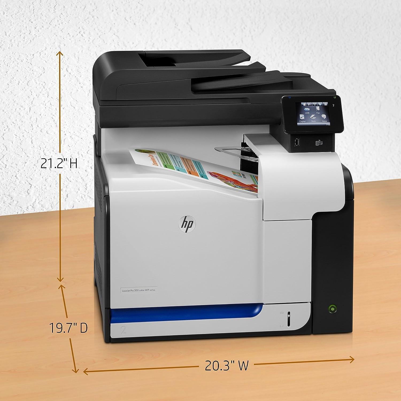 HP LaserJet Pro 500 color MFP M570dn (CZ271A)