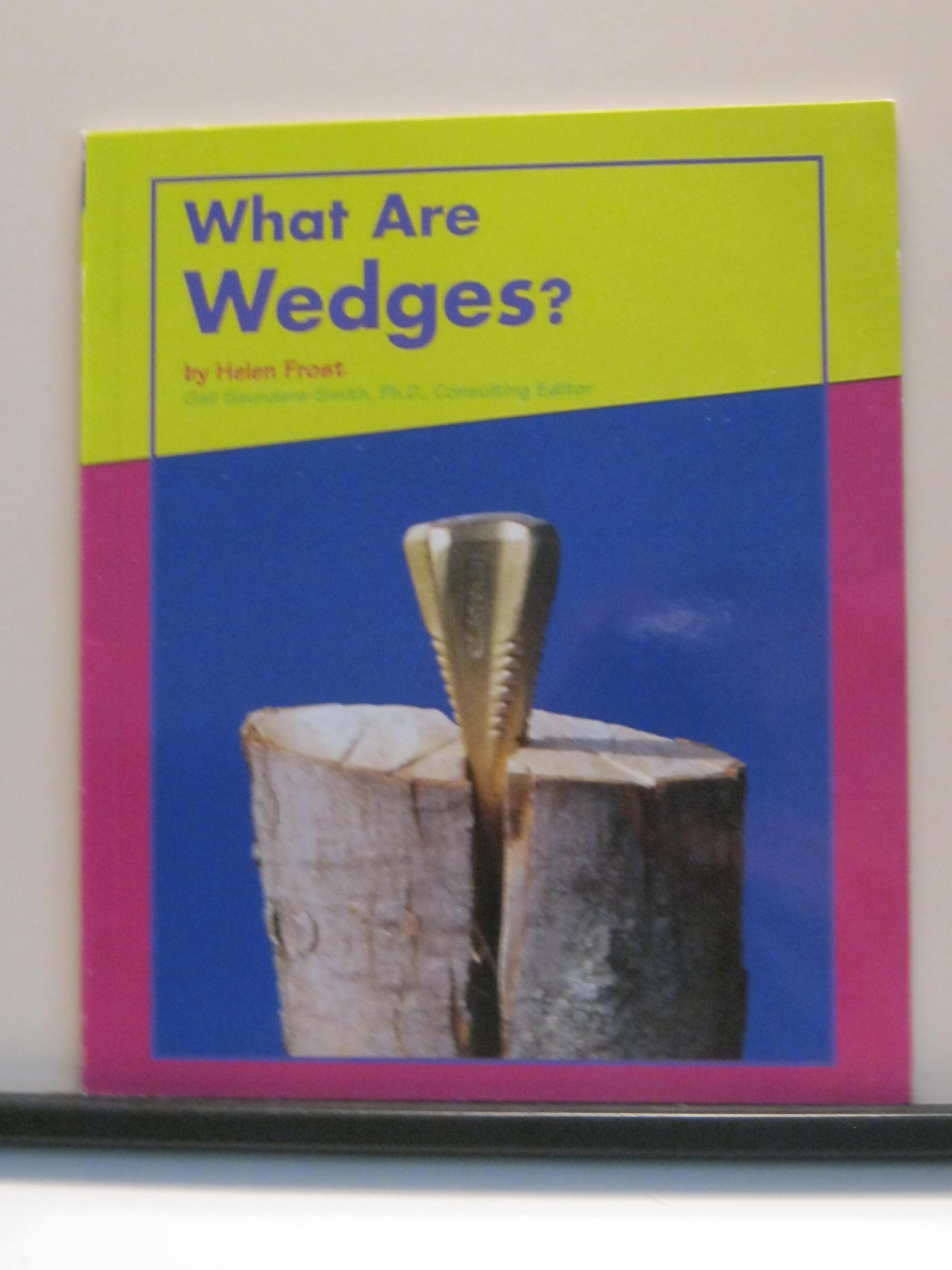 Download What Are Wedges? (Looking at Simple Machines) pdf