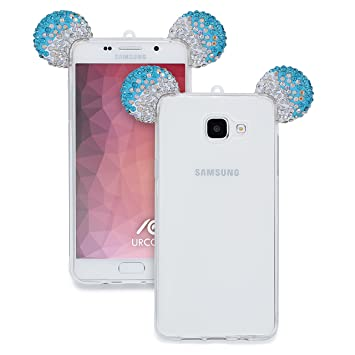 Urcover® Funda Compatible con Samsung Galaxy A5 2016 Carcasa ...