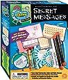Scientific Explorer Secret Messages Kit