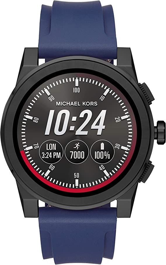 Amazon.com: Michael Kors Access Reloj inteligente, Camo: Watches