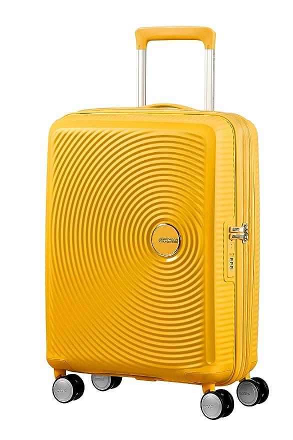 150 opinioni per American Tourister- Soundbox Spinner Espandibile, 55cm, 35,5/41 L- 2,6 KG,
