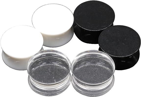 Amazon.com: BodyPJ Sparkles - 3 pares de dilatadores de ...