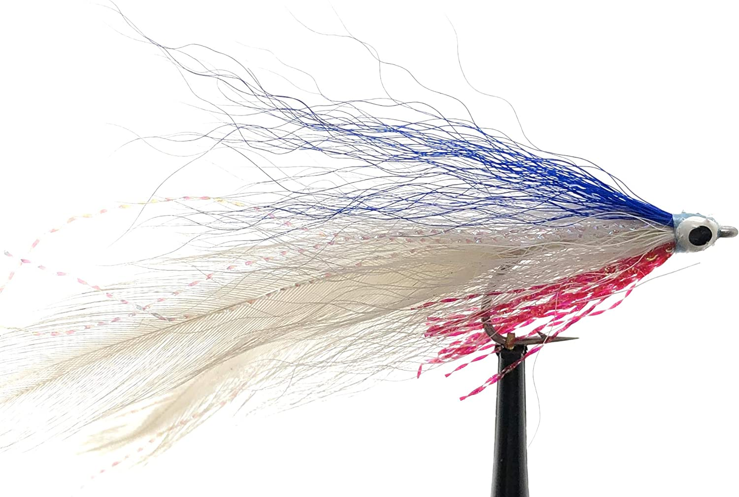 Blue Lefty/'s Deceiver Size 2 Saltwater Fly Fishing