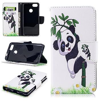 huawei y6 pro 2017 coque panda
