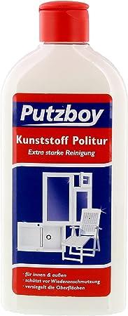 Putzboy Kunststoff Politur 250ml Garten