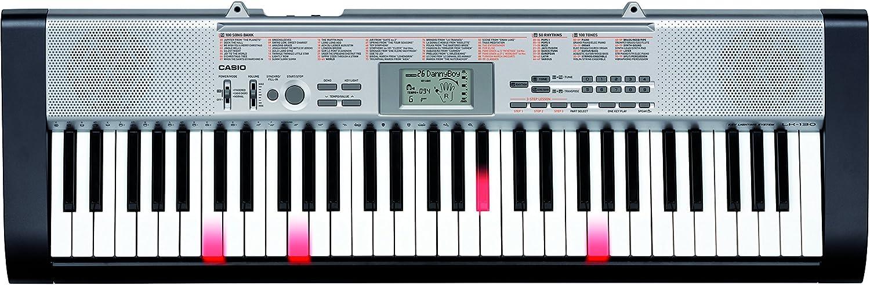Casio LK-130K7 - Teclado electrónico, 61 teclas