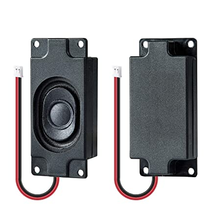 CQRobot Arduino Speaker 3 Watt 8 Ohm, JST-PH2 0 Interface  It is Ideal for  a Variety of Small Electronic Projects