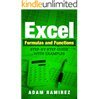 Excel Formulas and Functions: Step-By-Step Guide with Examples