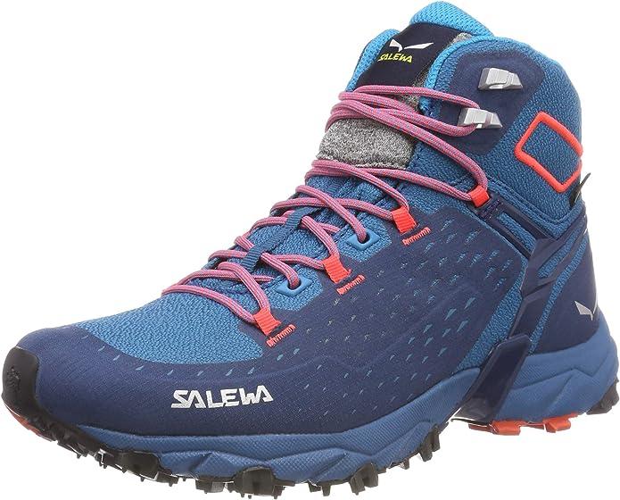TRAIL RUNNING SHOE SALEWA ALPENROSE MID GTX WOMEN 64417