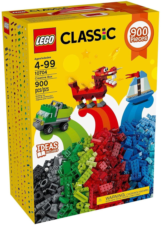 LEGO Classic Kreativ piedrasbox piedras
