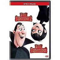2 Animation Movies Collection: Hotel Transylvania 1 & 2 (2-Disc)