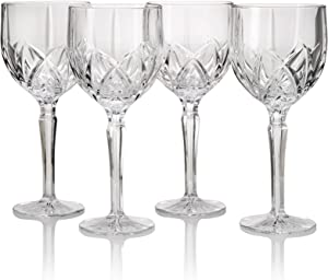Marquis by Waterford Brookside All Purpose Wine Glass, Set of 4