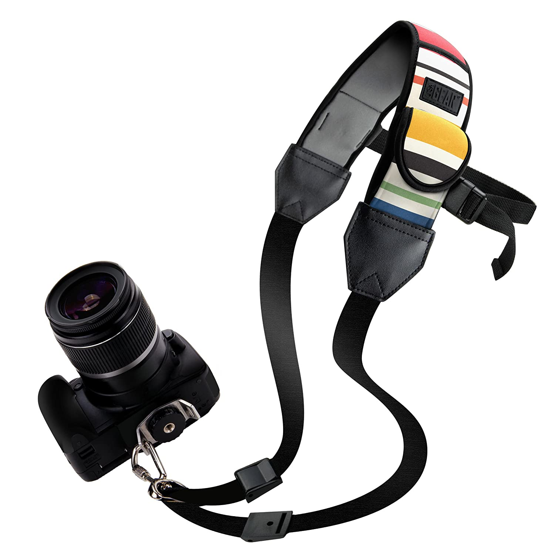 k-tipo Fast fotografia professionale per fotocamere reflex petto tracolla doppia tracolla SLR Mount 1/pezzi