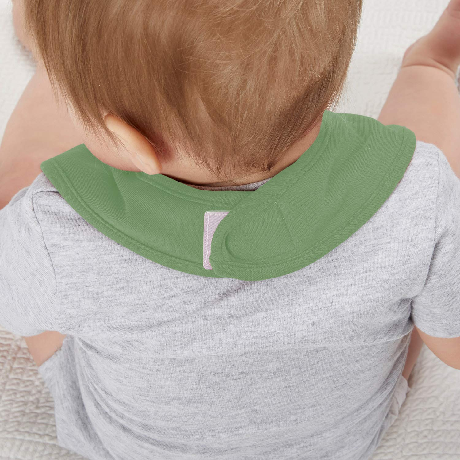 Fits 3-12 Months Green Everyday Im Brusselin Stephan Baby Silly Sayings Adjustable Bib