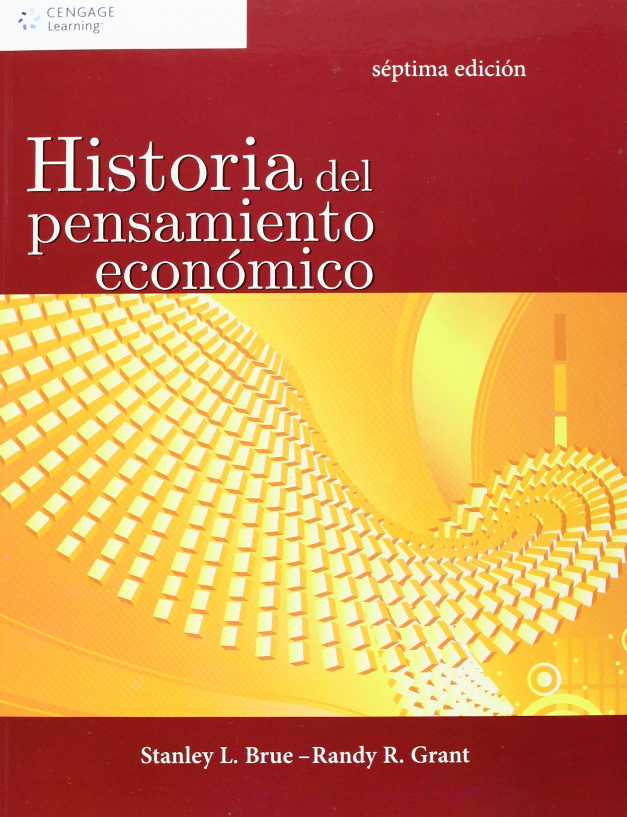 Historia del pensamiento economico  The Evolution of Economic Thought  (Spanish Edition) (Spanish) Paperback – May 15 0711a402bb4