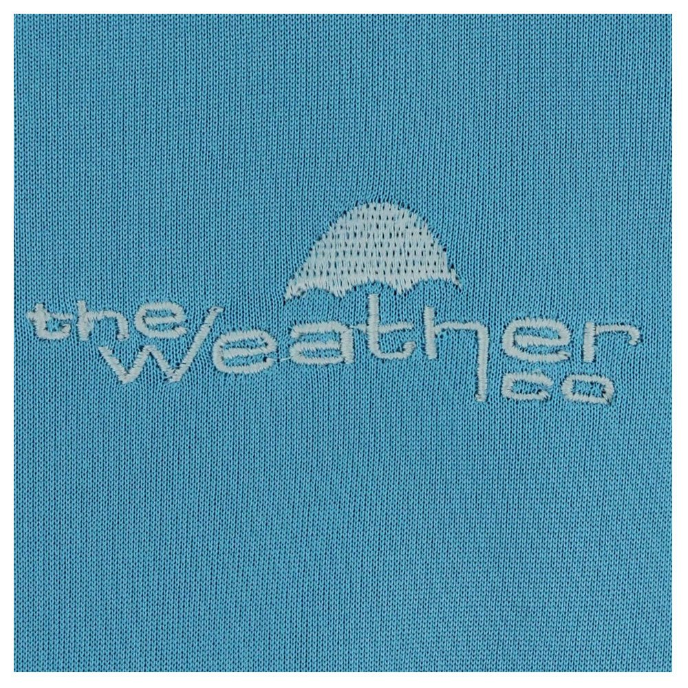 The Weather Apparel Co Poly Flex Golf Vest 2017 Women Aqua Blue/White X-Small by The Weather Apparel Co (Image #3)