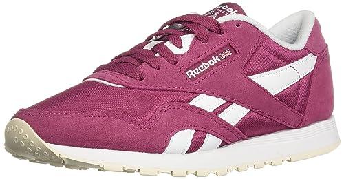 79faaedbb2 Reebok Women's Classic Nylon SP Sneaker