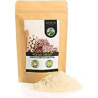 Vitlökpulver (250g), malet vitlök, 100% naturligt från försiktigt torkad vitlök, naturligt utan tillsatser, vegan