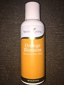 Orange Blossom Facial Wash - 4 fl oz by Young Living