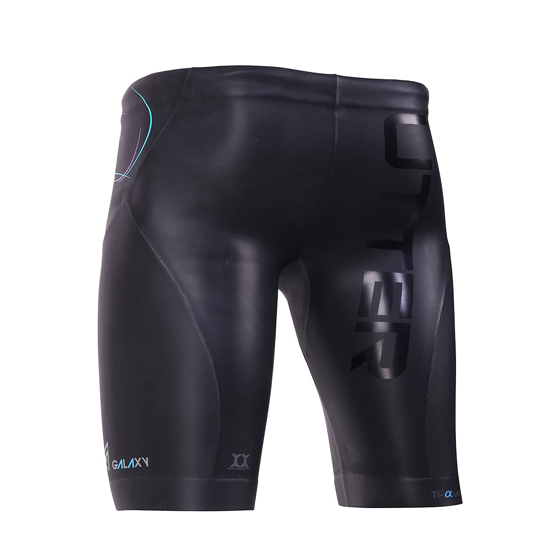 fbcc2e2f49 Amazon.com : UTTER Mens Buoyancy Shorts Triathlon Wetsuit Shorts Swim Jammer  Swimming Diving Surfing Wetsuit Jammer Shorts : Clothing