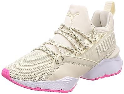 233e2a76739a6e Puma Muse Maia Street 2 Damen Sneaker  Amazon.de  Schuhe   Handtaschen
