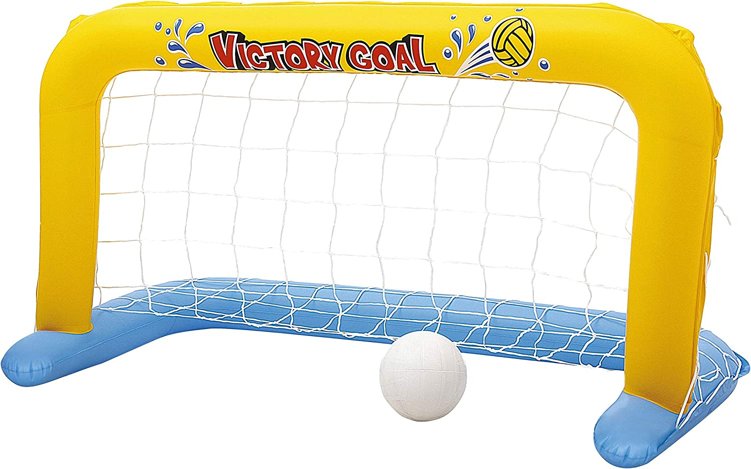 Bestway 52123 - Portería Hinchable Water Polo 66x137 cm