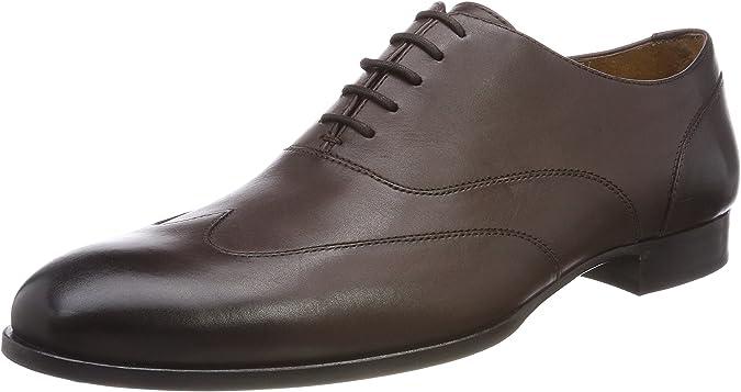 BOSS Hannover_oxfr_buwt, Zapatos de Cordones Oxford para Hombre