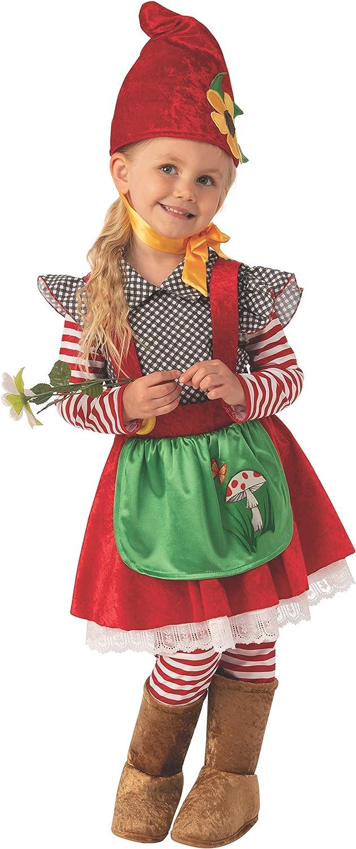 Rubie's Kids Garden Gnome Girl Costume