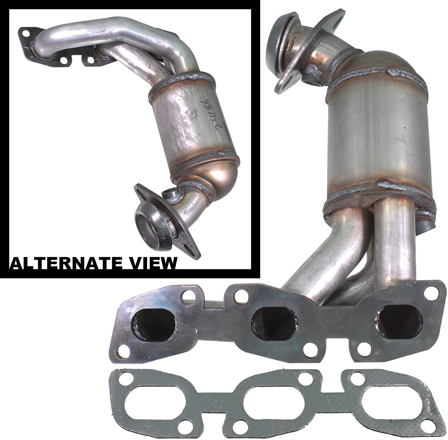 2003 Ford Escape Catalytic Converter