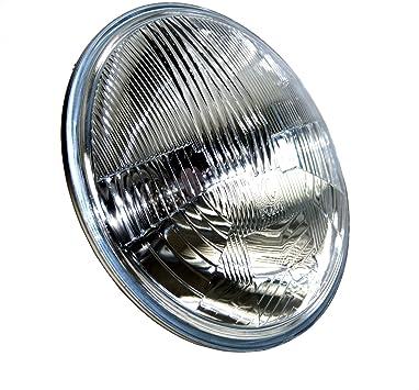Set of 2 Round 60//55W H4 DOT Headlight KC HiLiTES 42301 7-Inch